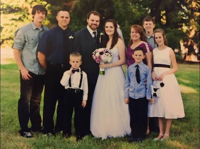 Joe and Amber wedding